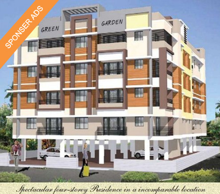 Apartment for sales in Arulanandha Nagar,Manimandapam Road,Thanjavur.