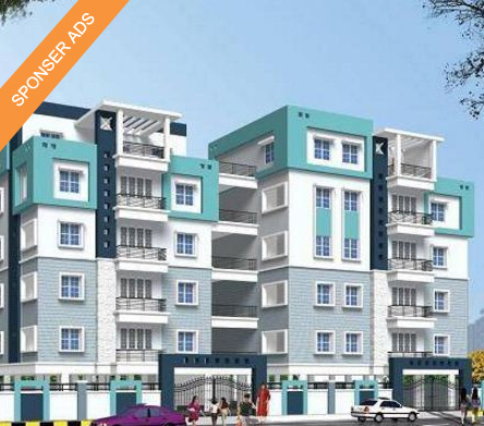 Flat for sales in Manimandapam Road,Thanjavur.