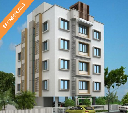 Flat for sale P.W.D.Nagar,Pudhukottai Road,Near Kamalasubramaniyam school,Thanjavur.