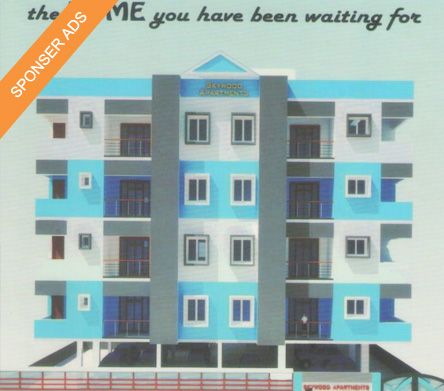 Flat for sales in Arulanandha Nagar ,Manimandpam Road,Thanjavur.