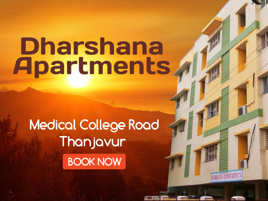 Dharshana Apartments Municipal Colony Medical College Road Thanjavur Flat for Sale