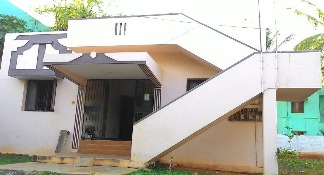 Residential House for sales in Rail Nagar,Nanjikottai Road,Thanjavur.