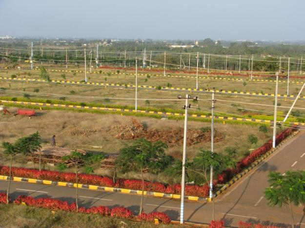 Residential Plot for sales in Bank staff colony,3 rd cross,Thanjavur,T