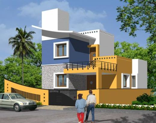 Residential House / Villa for Sale at MEDICAL COLLEGE ROAD, Thanjavur.