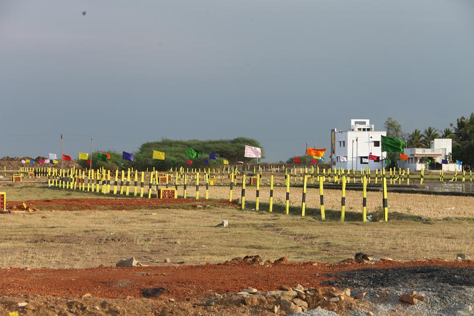 Residential Plot for sales in Kathir Nagar,vallam,Thanjavur,Tamilnadu.