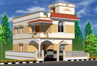 Residential House for Sales in E.B.Colony ,Nanjikottai Road,Thanjavur.