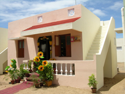 Residential House for sale in S.N.M Nagar,Near By Rayal city,Thanjavur.
