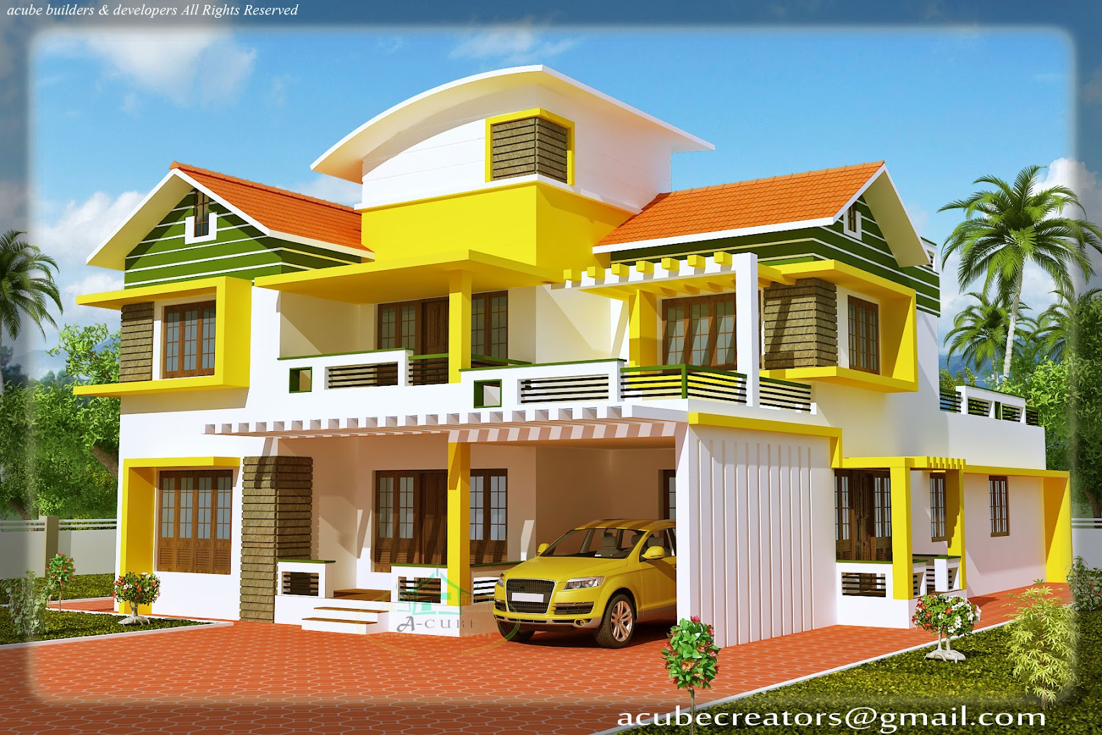 Is no 1 tamilnadu property website for for Beautiful houses hd pics