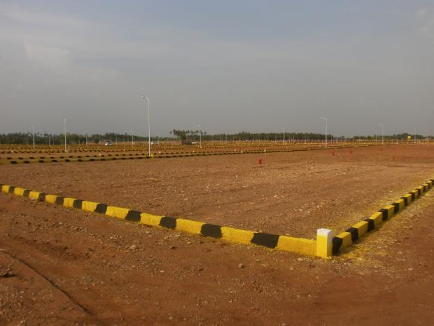 Residential Plot / Land for Sale at TRICHY ROAD , Thanjavur, .