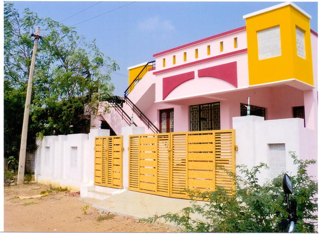 Residential House / Villa for Sale at Srinivasapuram , Thanjavur.