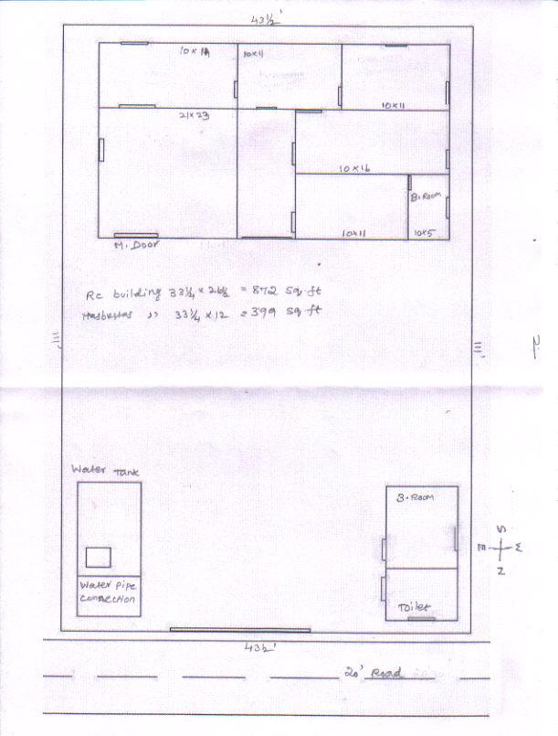 Residential House / Villa